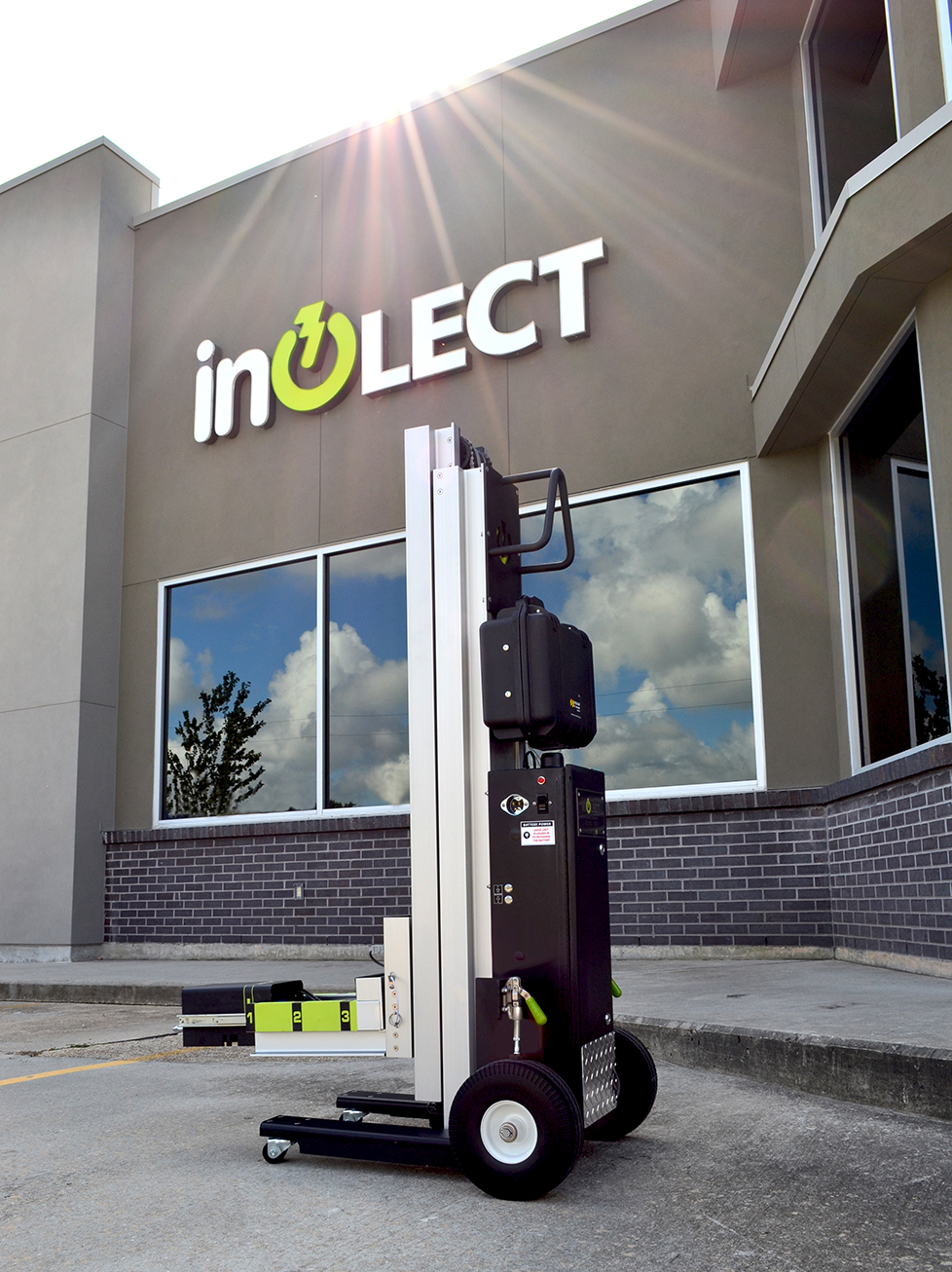 inoRAC3 Remote Racking Device