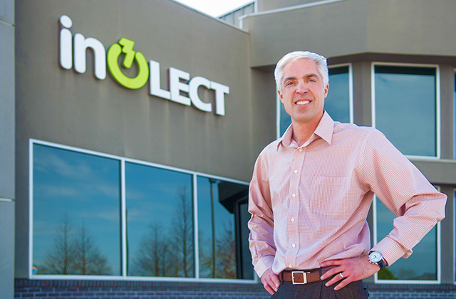 Brent Evans, Chairman/CEO of inoLECT
